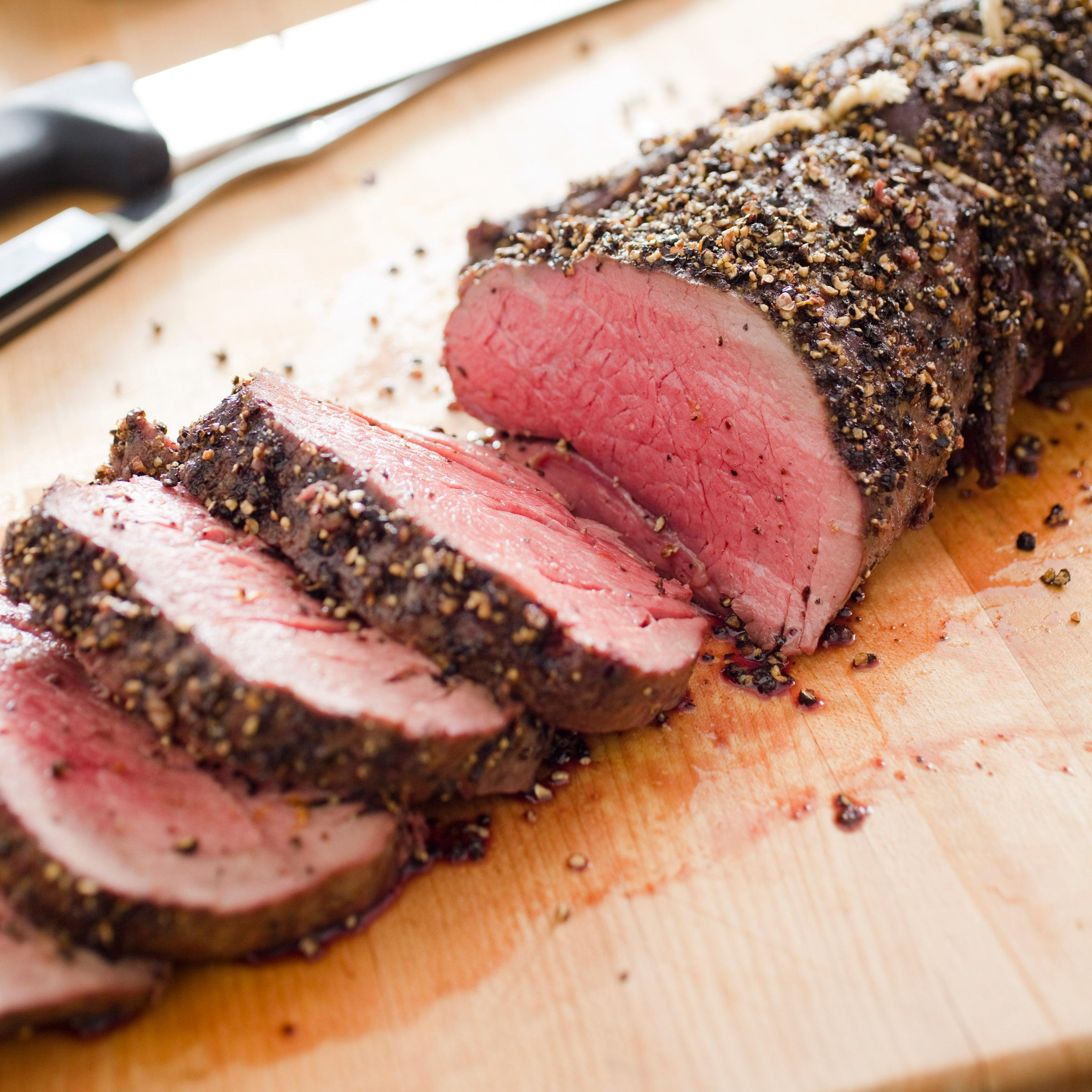 Easy whole beef tenderloin recipe
